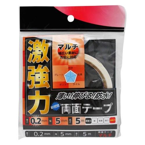 激強力両面テープ マルチ WKG-007