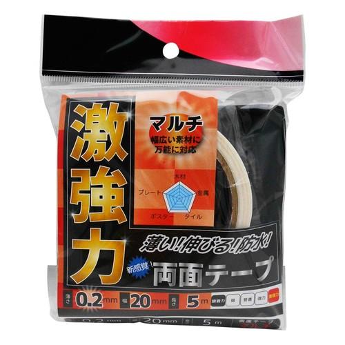 激強力両面テープ マルチ WKG-010