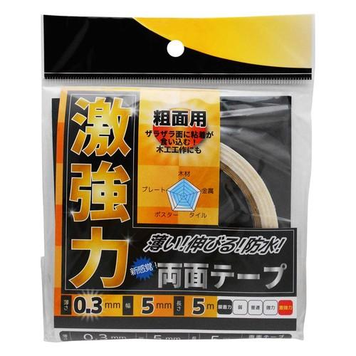 激強力両面テープ 粗面用 WKG-002