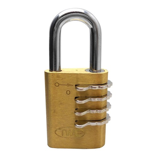 真鍮文字合せ錠 VA-142