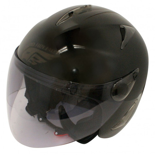 BIRD HELMET P.BLACK MENS FREE