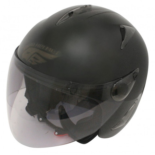 BIRD HELMET M.BLACK MENS FREE