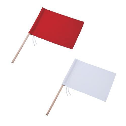 工事用旗 紅白組 KH-1