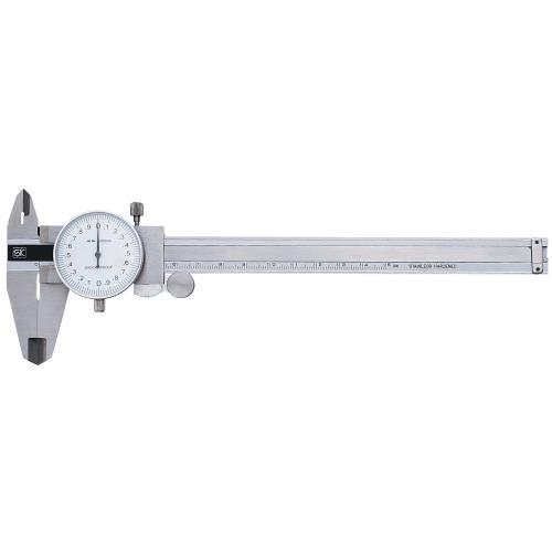 ダイヤルノギス150mm DVC-15D