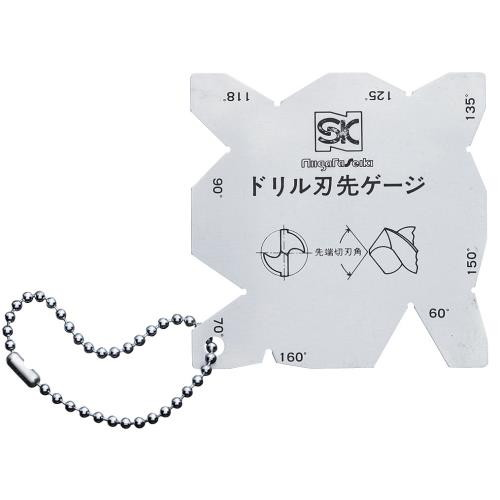 ドリル刃先ゲージ DPG-A