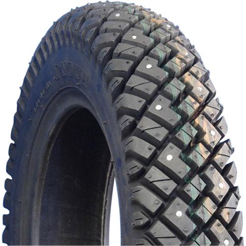 【季節商品】BONSUN 2.75-14 F/R WT スパイクタイヤ