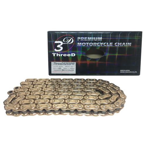ThreeD 525SPR(GP/GP)NX 120L ゴールド/ゴールド