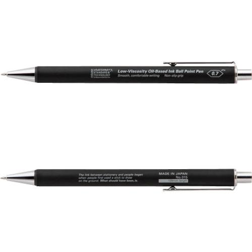 低粘度油性ボールペン