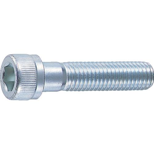 六角穴付ボルトユニクロ 半ネジ サイズM5×40 25本入