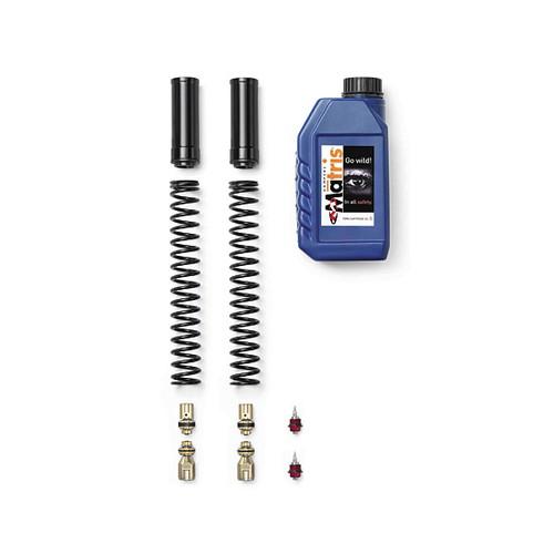 【受注生産品】GSX-S1000(15-) フロントフォーク バルビングキット FRKモデル