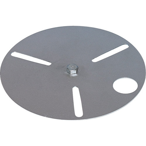 単管用全周型金具用回転灯受皿