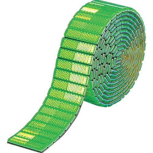 レフテープ 50mm×2.5m 緑