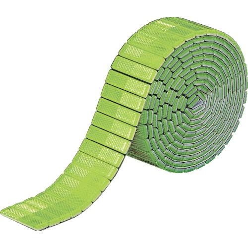 レフテープ 50mm×2.5m 蛍光黄緑