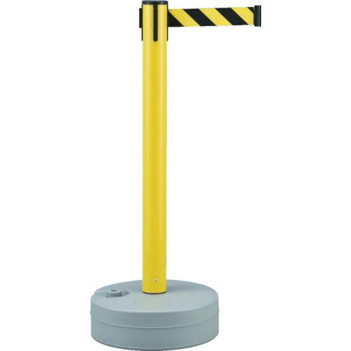 バリアースタンド(スタート+キャッチ) ポール:黄 ベルト:黄/黒