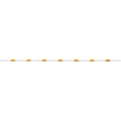 反射チェーン白 寸法(m):約1.6