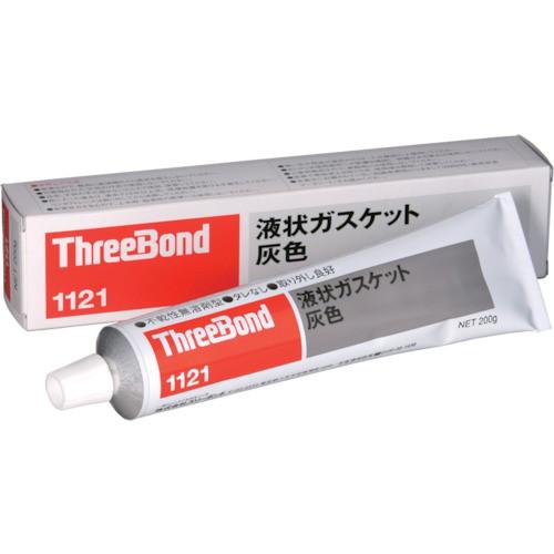 液状ガスケット TB1121 200g 灰色