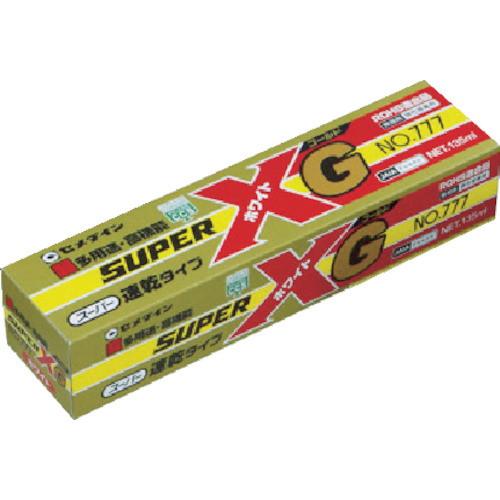スーパーXゴールドNo777 ホワイト 135ml AX-112