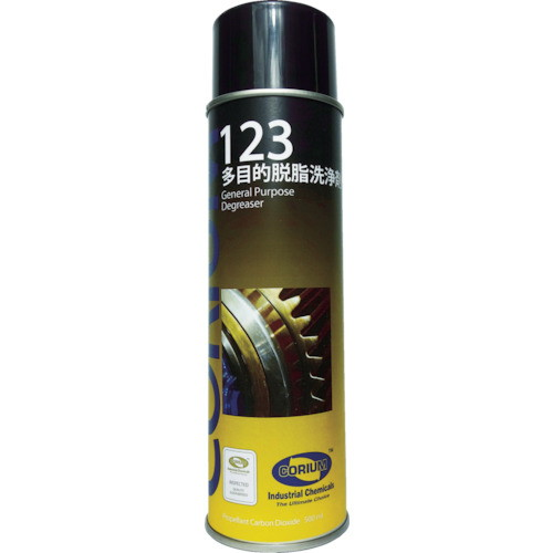 CORIUM 123 多目的脱脂洗浄剤