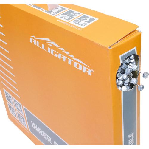 ATB/MTBブレーキ用インナーケーブルBOX シルバー