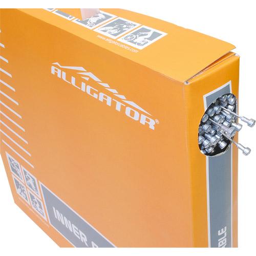 ROADブレーキ用インナーケーブル(P.T.F.Eコート)BOX ブラック