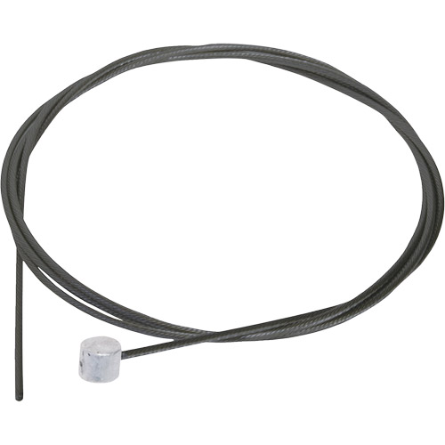 ATB/MTBブレーキ用インナーケーブル 1000mm ブラック