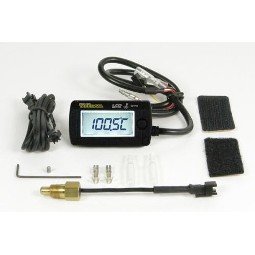 C-LCDサーモメーター (PT1/8センサー)