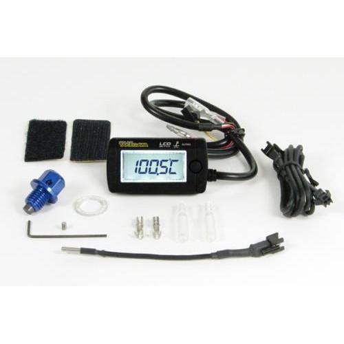 C-LCDサーモメーター(スティック&ドレンB)