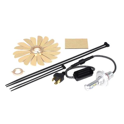 LEDヘッドライトKIT 3.0 H4/HS1