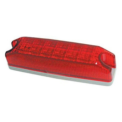LED車高灯 24V角型 レッド