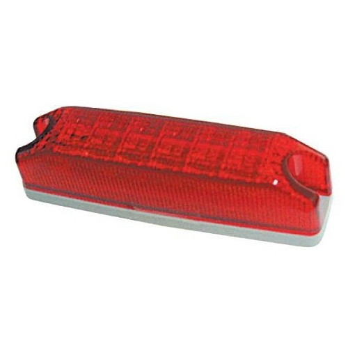 LED車高灯 12V角型 レッド