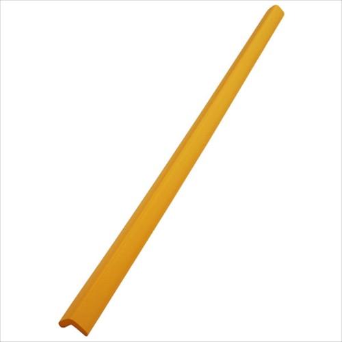安心クッションL字型90cm 小 イエロー