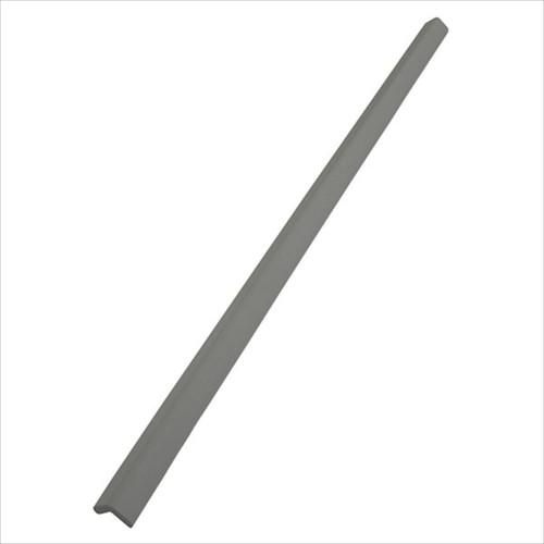 安心クッションL字型90cm 小 ライトグレー