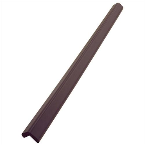 安心クッションL字型90cm 大 ブラウン