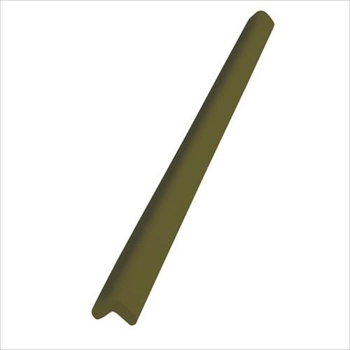 安心クッションL字型90cm 大 オリーブドラブ
