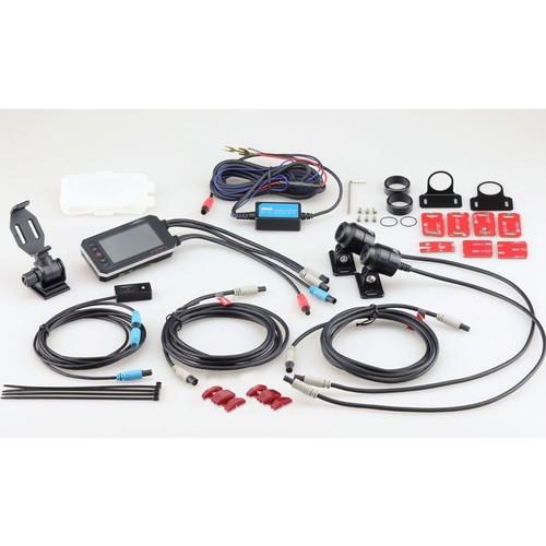 ドライブレコーダー デュアルカメラ AD720