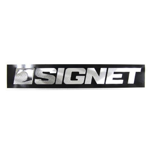 SIGNETエンブレム(170×33MM)