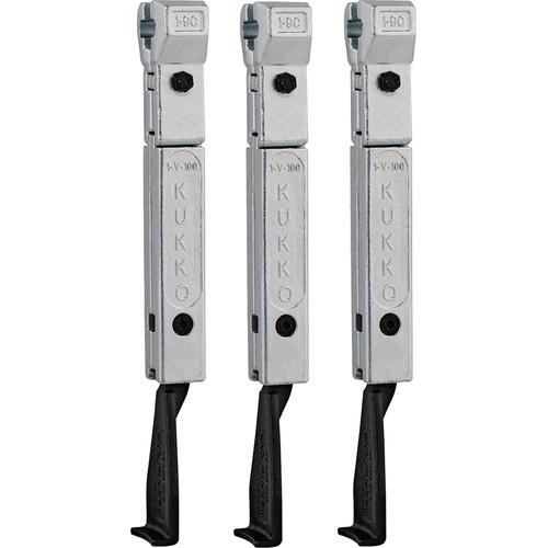 30-2-S・30-20-S用アーム 150mm(3本組)