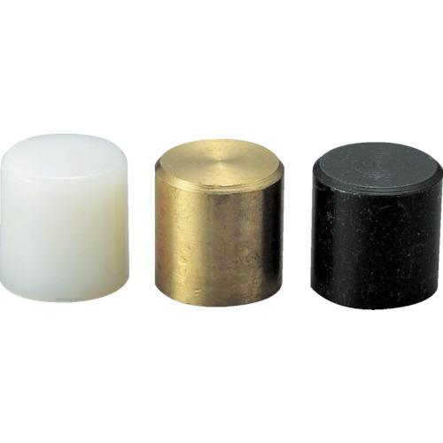 中ハンマー用 替ヘッド 鉄・真鍮・ナイロン 各1個入