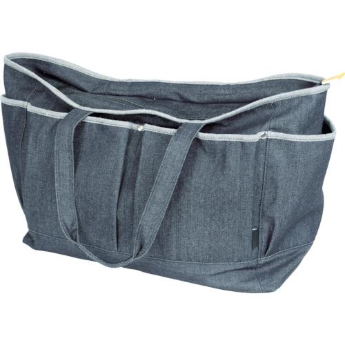 デニムトートバッグ Lサイズ ブラック