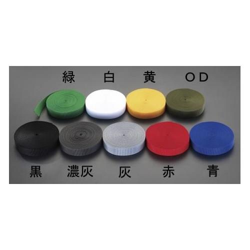 ベルト・平織(PP製) 48×1.7mm×50m 黄