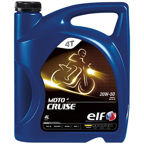 MOTO 4 CRUISE 20W-50 4L