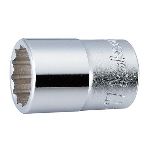 4405M-46 1/2(12.7mm)SQ. 12角ソケット 46mm