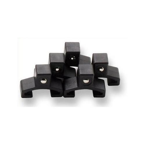 アルミソケットレール用クリップ単品 3/8 (9.5mm)SQ.クリップ5ヶ組