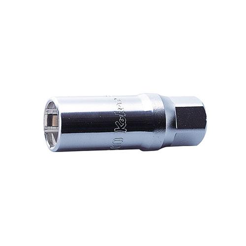 3300CB-16 3/8(9.5mm)SQ. スパークプラグソケット(クリップ付) 16mm