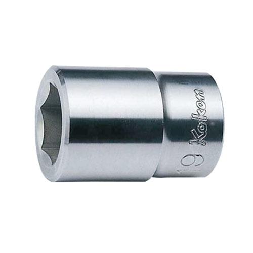 AL4400M-19 1/2(12.7mm)SQ. アルミニウムソケット 19mm