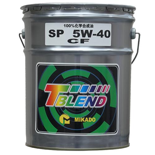 T-ブレンド SP CF 5W-40 20L