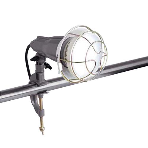 クランプ式LED投光器