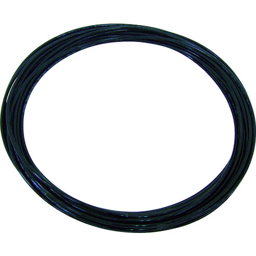 TPタッチチューブ 6mmX20m 黒
