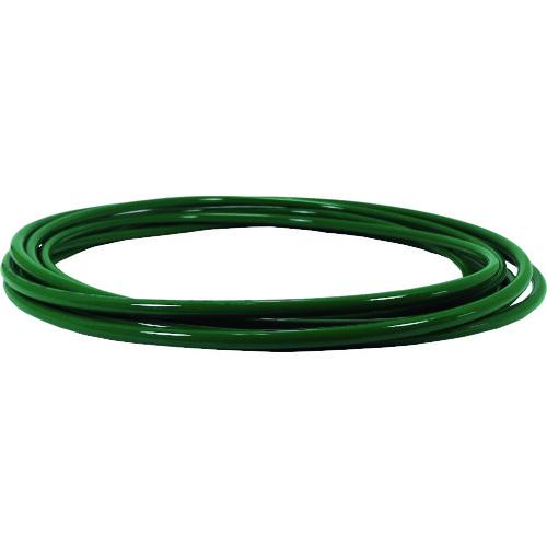 TEタッチチューブ 10mm/20m 緑