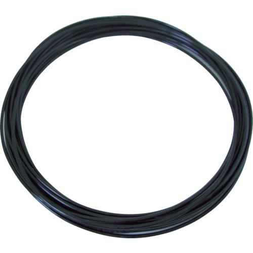 メガタッチチューブ 4mm/100m 黒